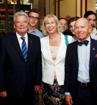 Besuch von Bundespräsident Joachim Gauck (Foto: Meike Bäschemeyer)